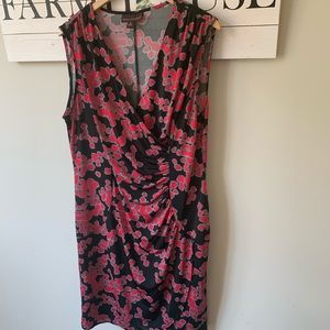 Dana Buchman xl sleeveless dress euc
